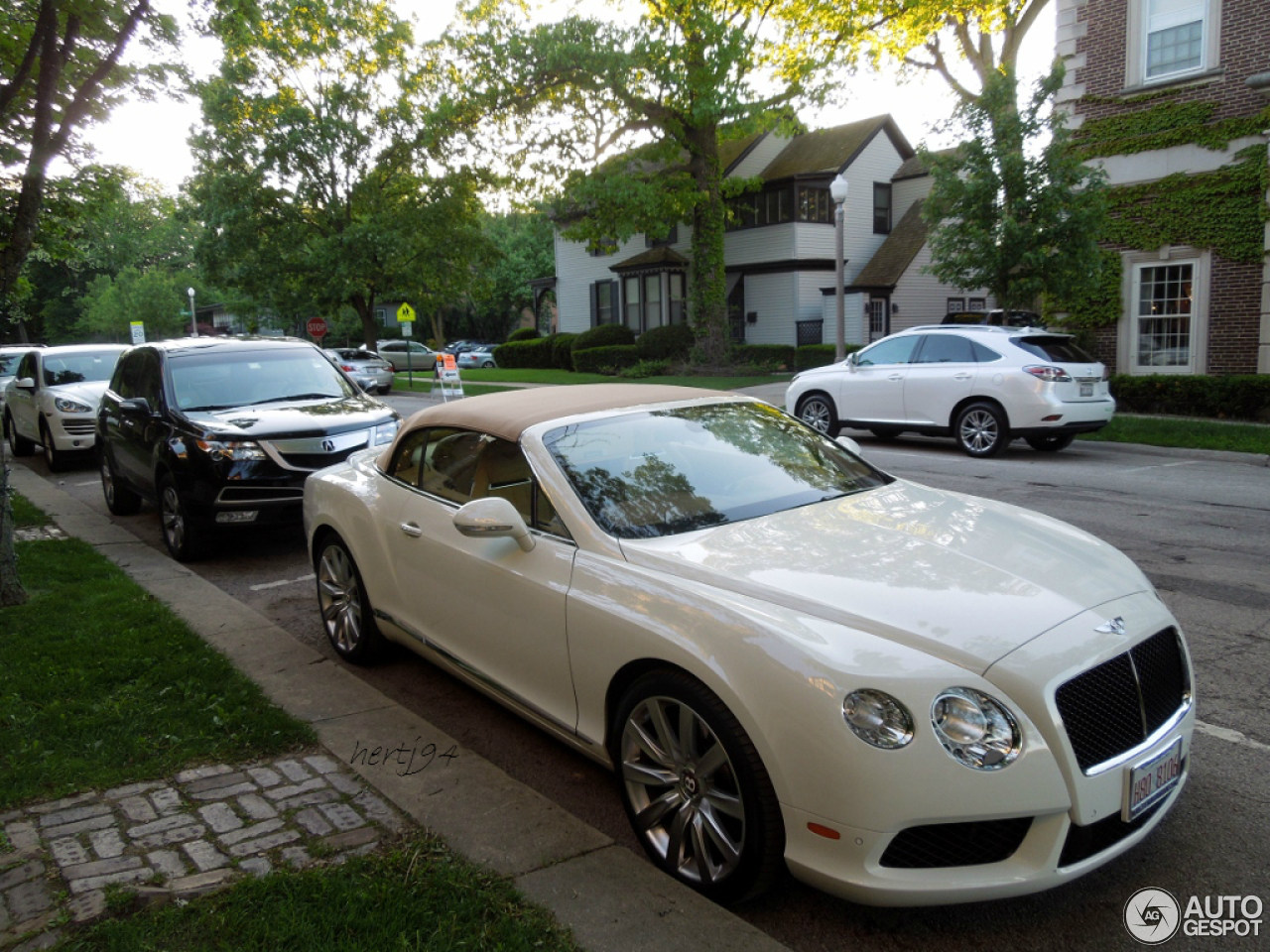 bentley continental gtc v8 6 july 2013 autogespot. Cars Review. Best American Auto & Cars Review