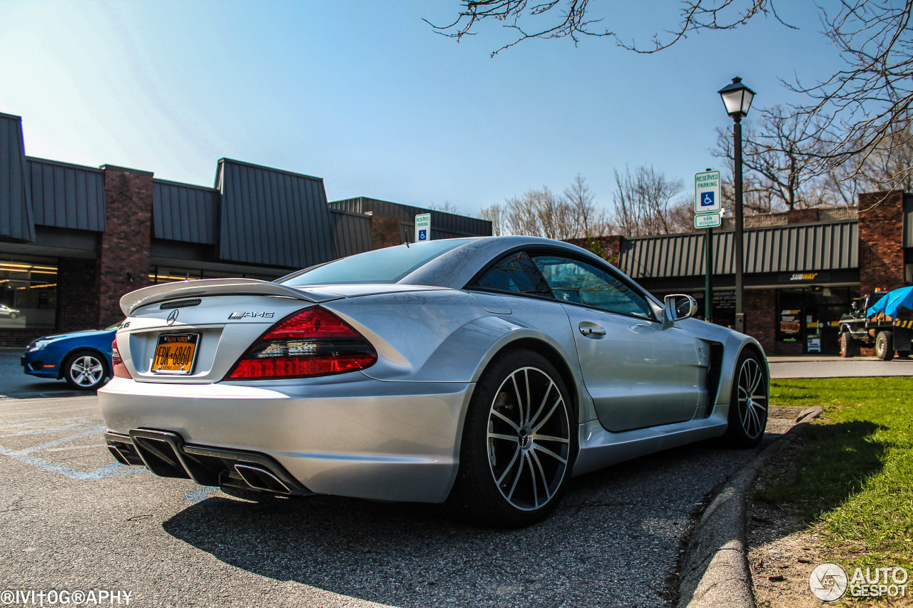 Mercedes benz sl 65 amg black series 6 july 2013 for Mercedes benz sl65 amg black series price