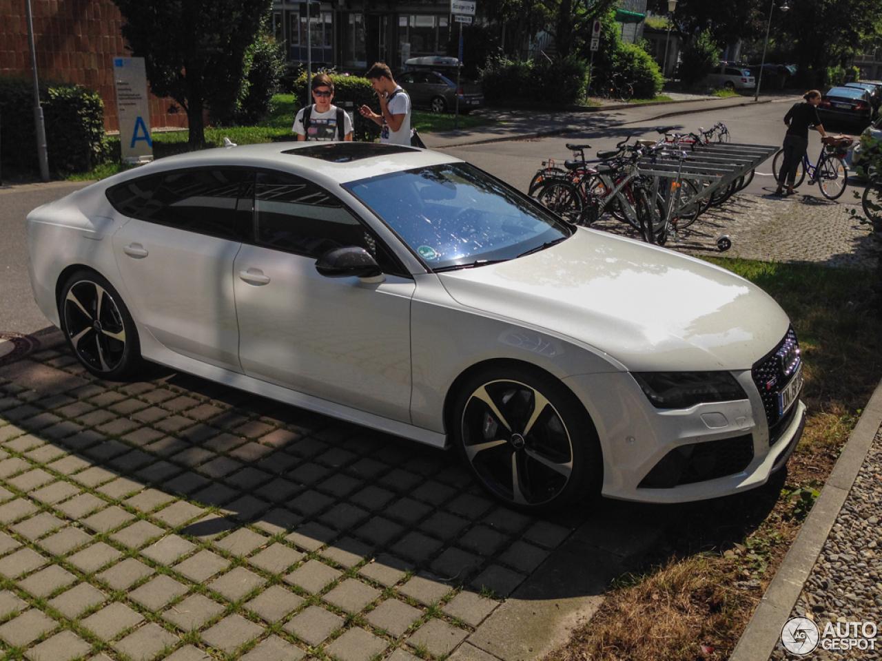 Audi Rs7 Sportback 7 July 2013 Autogespot