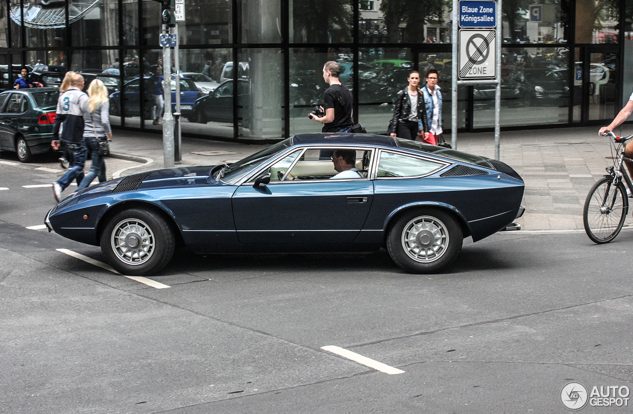 Maserati Khamsin 7 July 2013 Autogespot