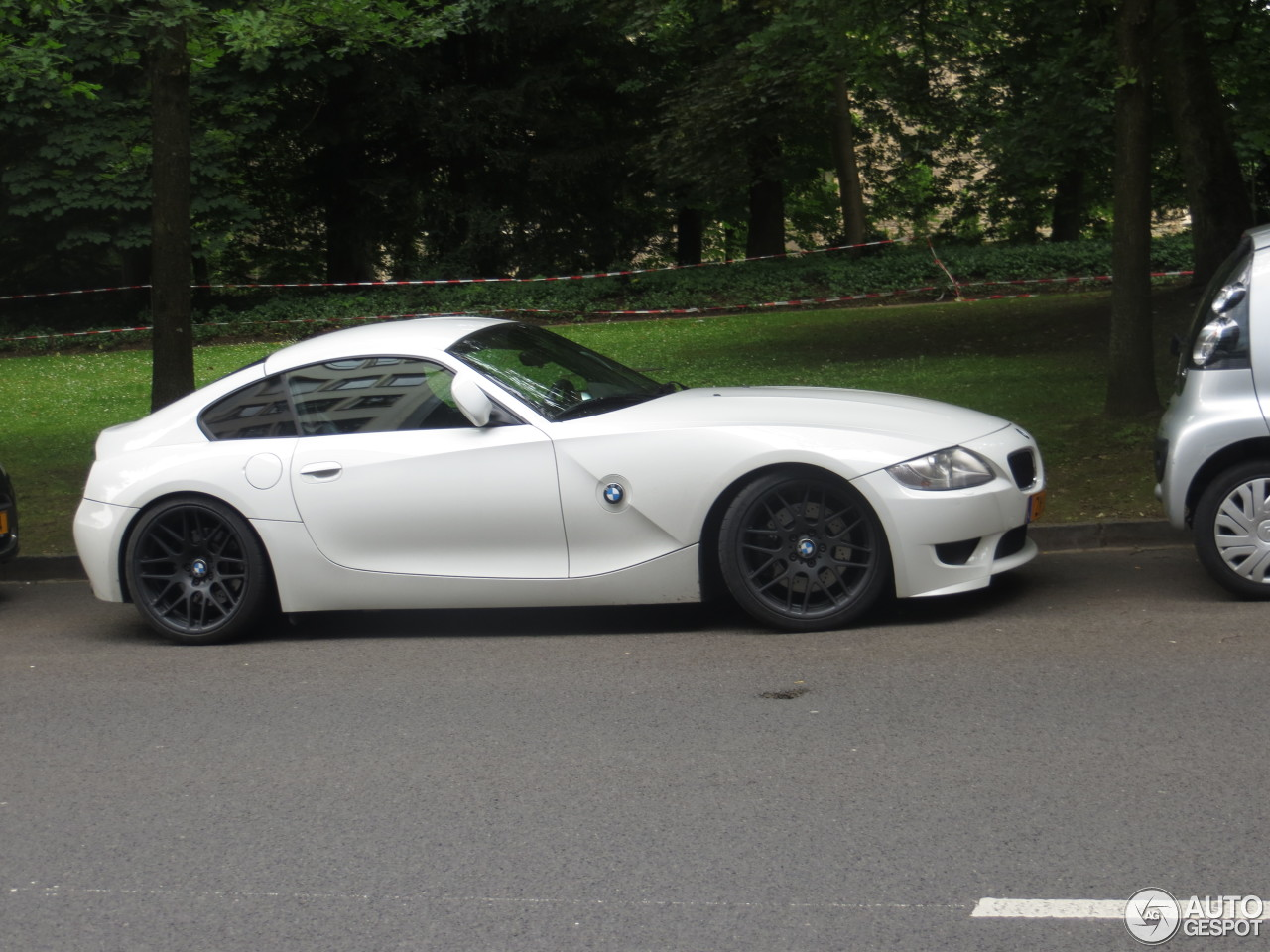 Bmw Z4 M Coup 233 8 July 2013 Autogespot