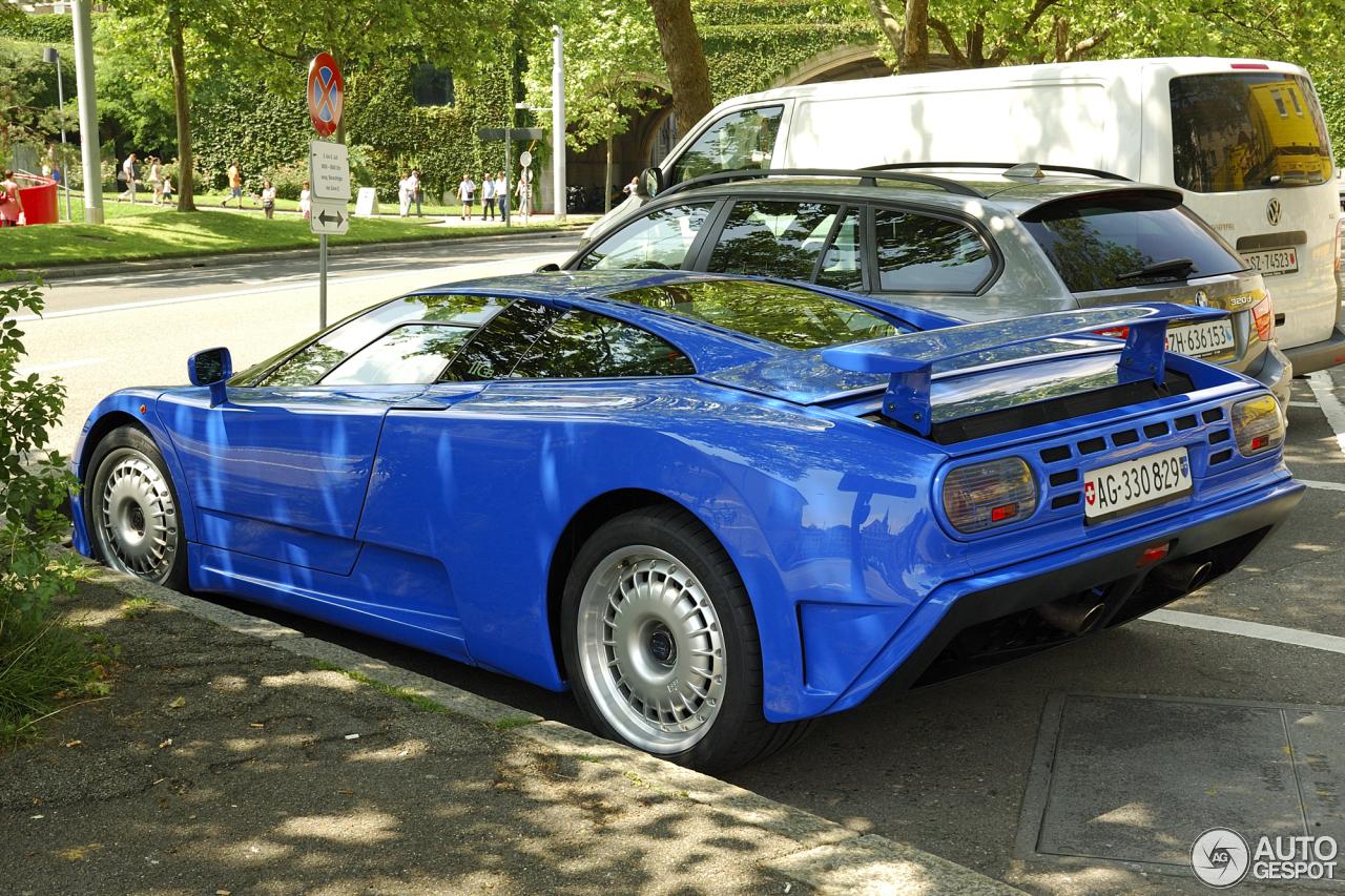 bugatti eb110 gt - 8 luglio 2013 - autogespot