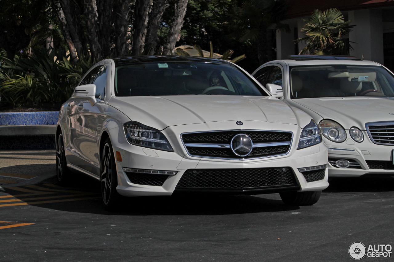 Mercedes benz cls 63 amg c218 8 july 2013 autogespot for 2013 mercedes benz cls 63 amg
