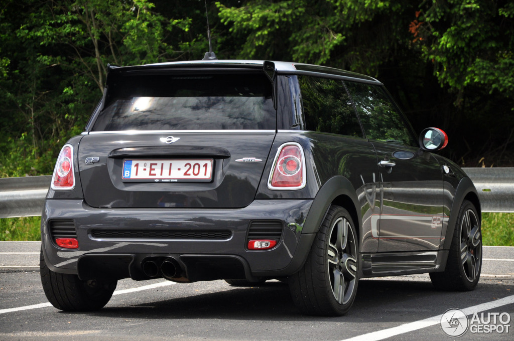mini r56 john cooper works gp 8 juillet 2013 autogespot. Black Bedroom Furniture Sets. Home Design Ideas