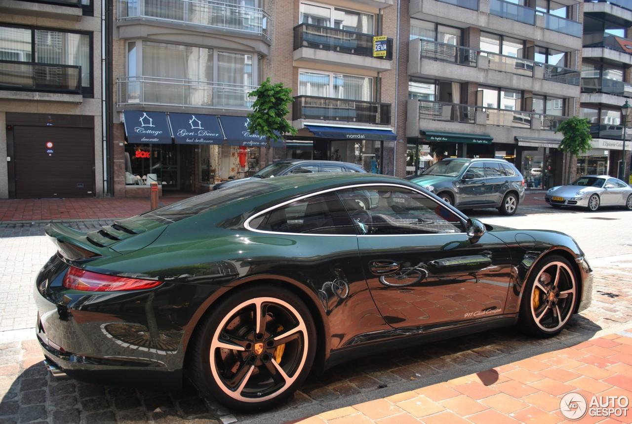Porsche 991 Club Coup 233 8 Juillet 2013 Autogespot