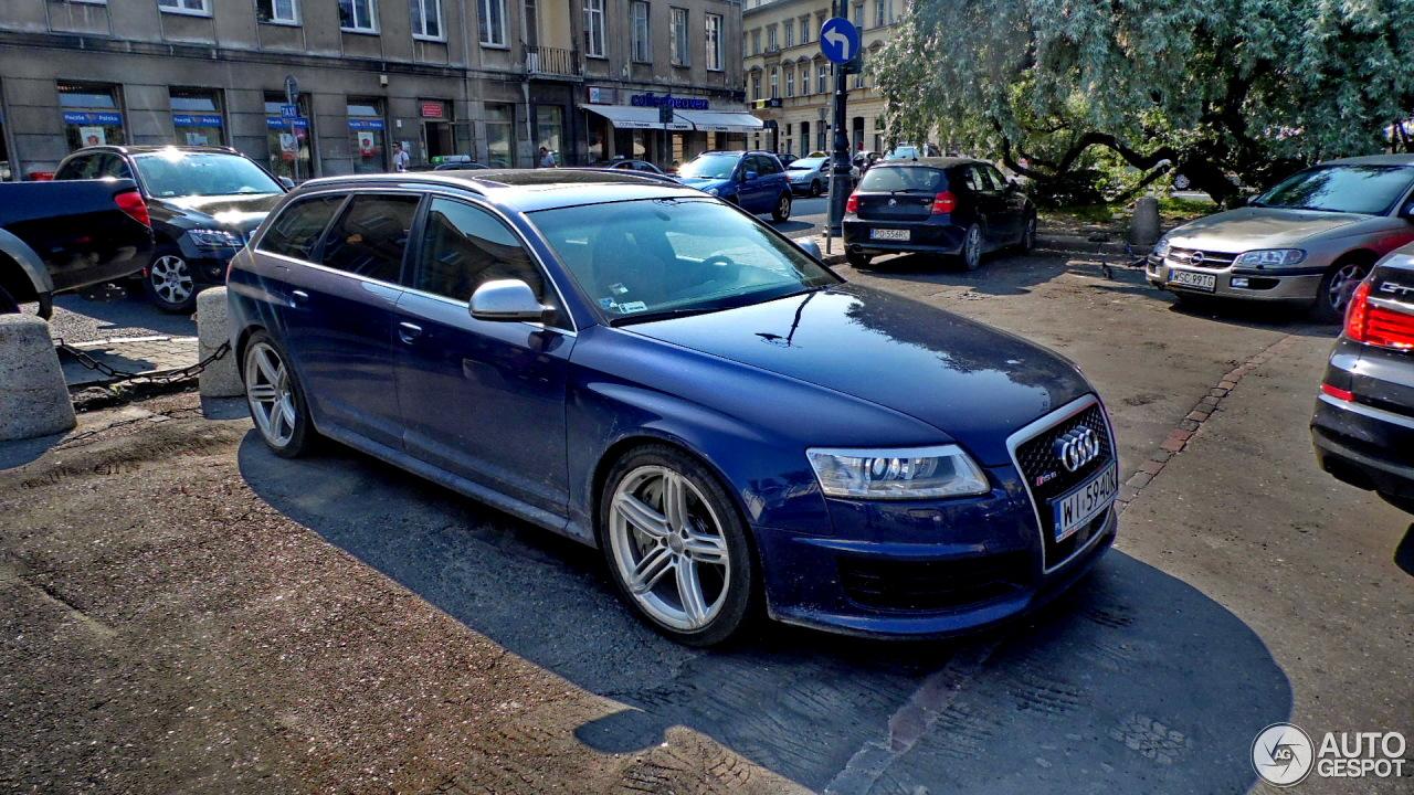 Audi MTM RS6 Avant C6 - 9 July 2013 - Autogespot