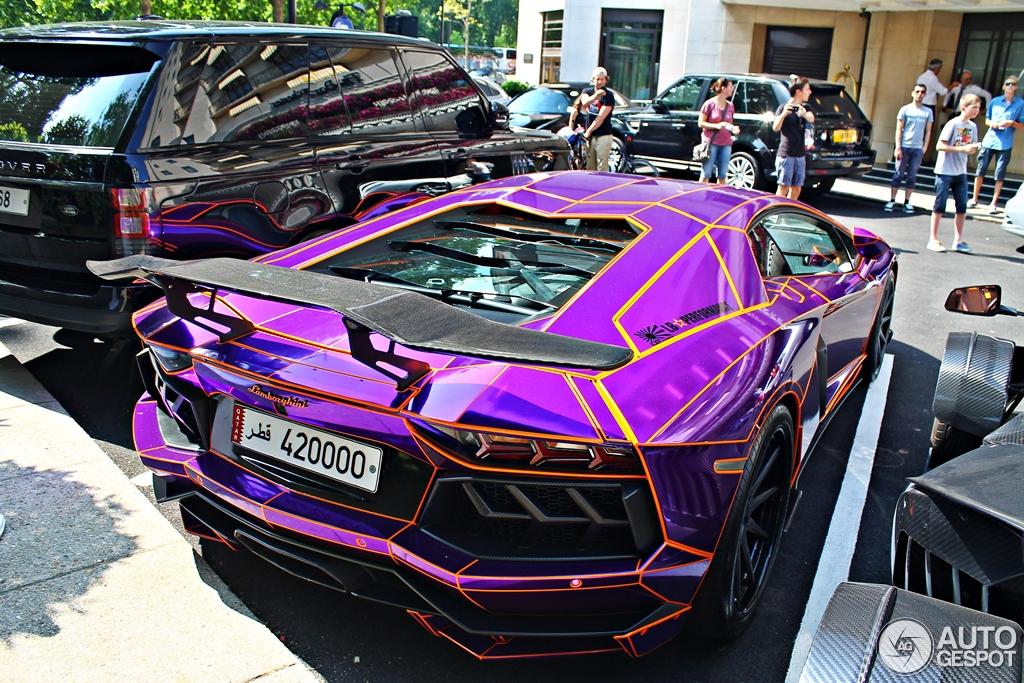 3 i lamborghini aventador lp700 4 lb performance nasser edition 3 - Lamborghini Aventador Chrome Purple