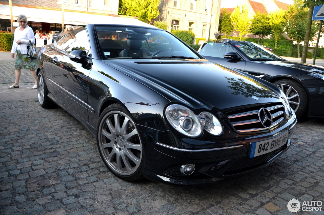 mercedes benz clk 55 amg cabriolet 9 juli 2013 autogespot. Black Bedroom Furniture Sets. Home Design Ideas