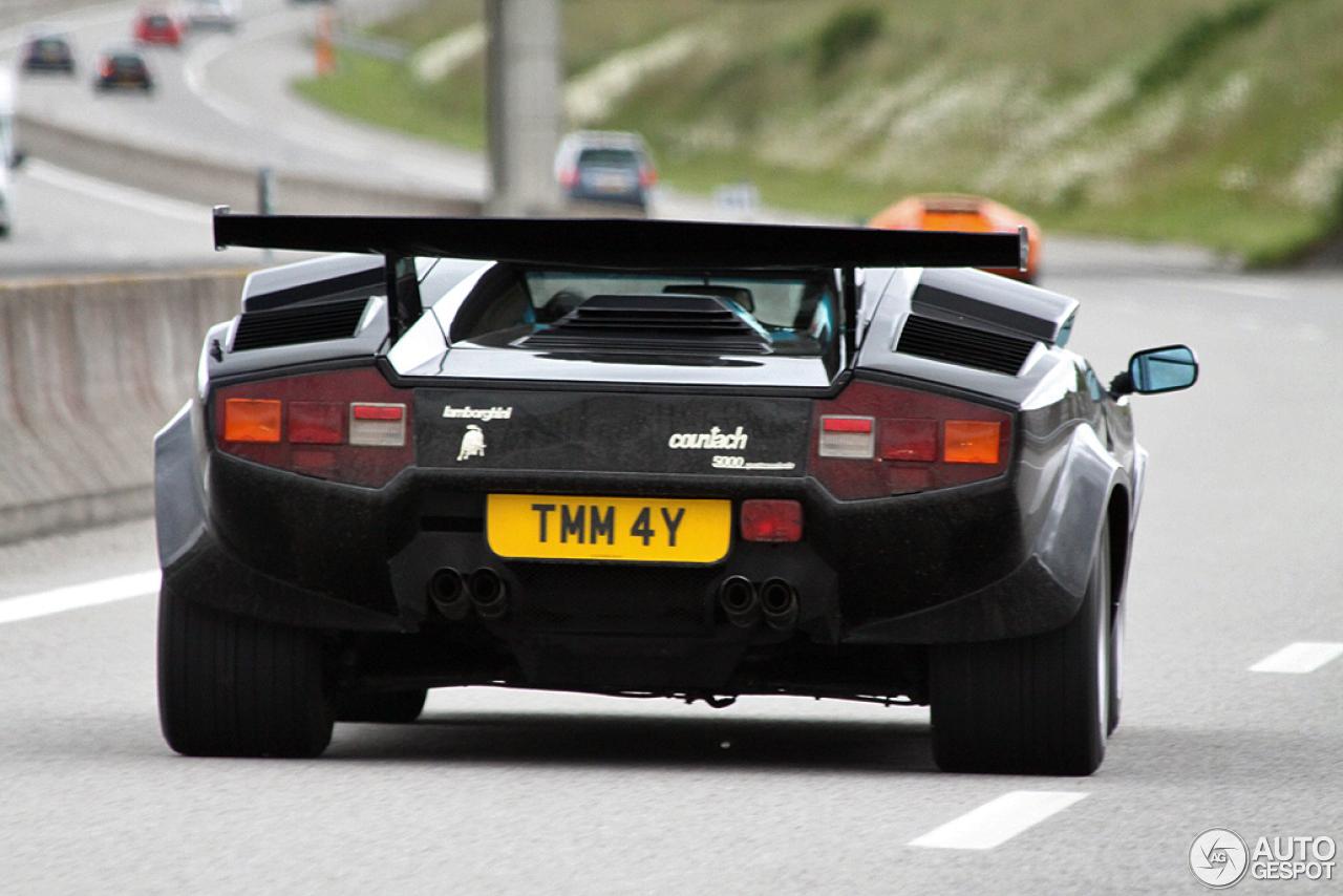 Lamborghini Countach 5000 Quattrovalvole 10 July 2013