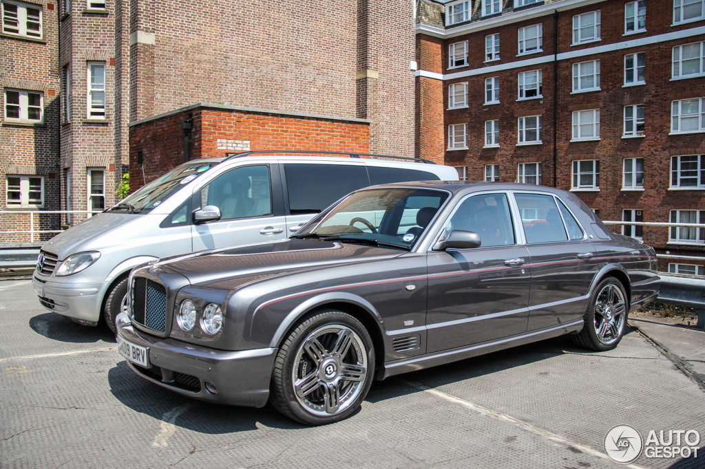 Bentley Arnage T - 11 July 2013 - Autogespot