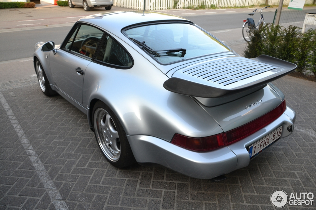 porsche 964 turbo s 3 6 11 july 2013 autogespot. Black Bedroom Furniture Sets. Home Design Ideas