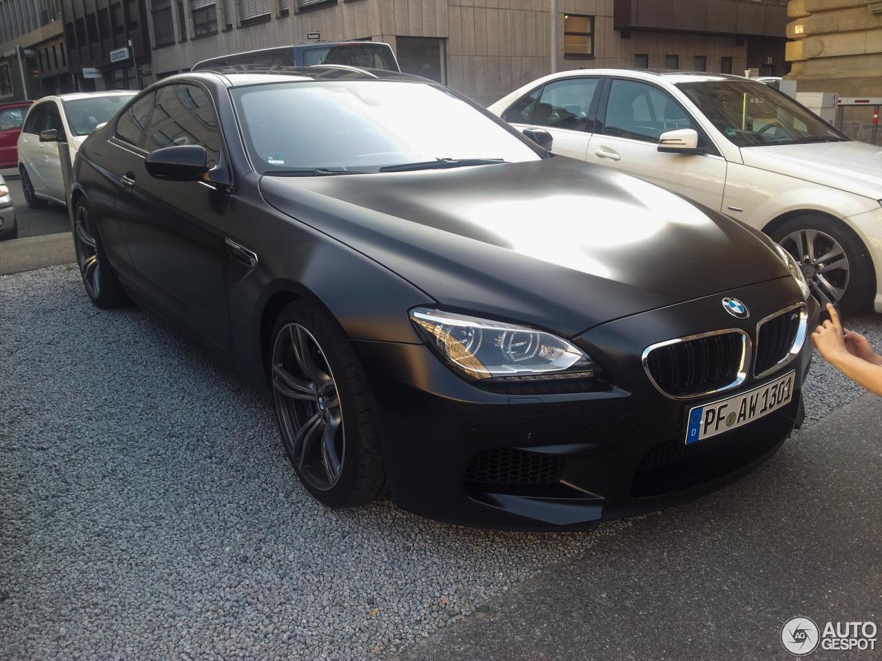 Bmw M6 F13 12 Juli 2013 Autogespot