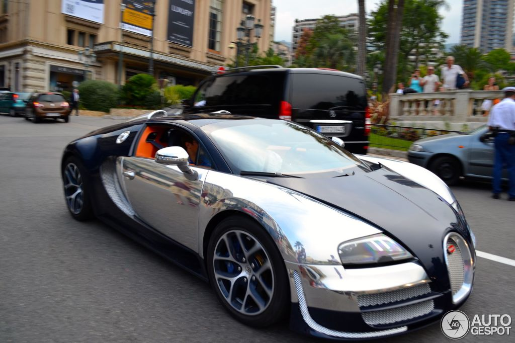 Bugatti Veyron 16.4 Grand Sport Vitesse - 12 July 2013 ...