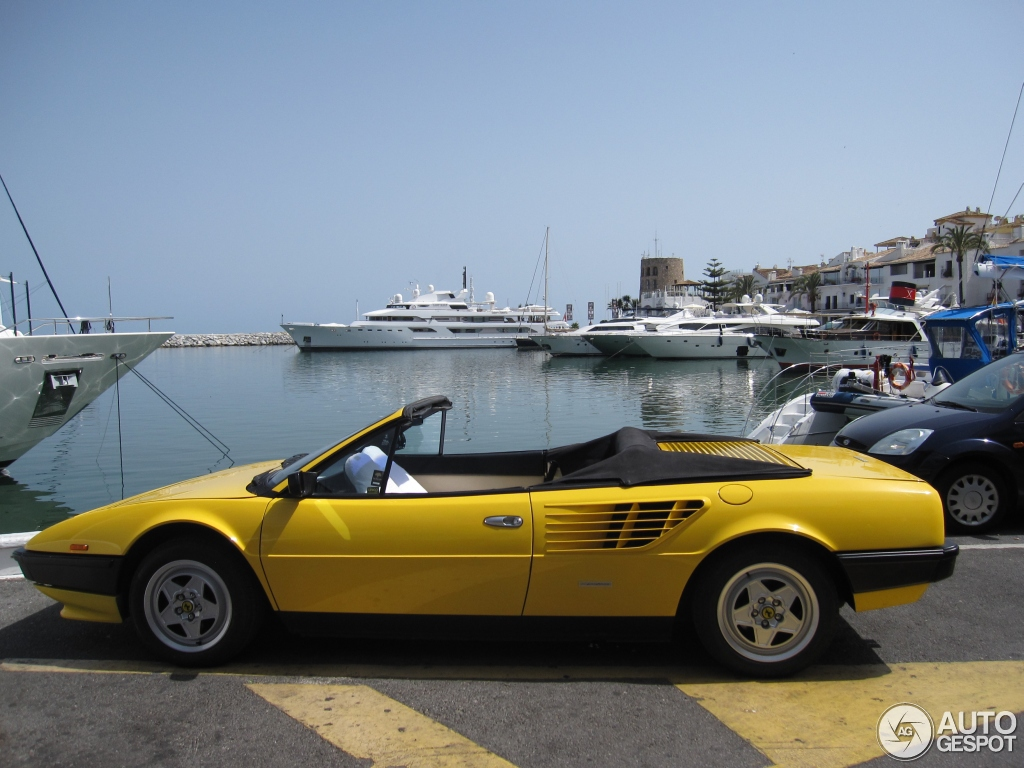 ferrari mondial 8 cabriolet 12 july 2013 autogespot. Black Bedroom Furniture Sets. Home Design Ideas