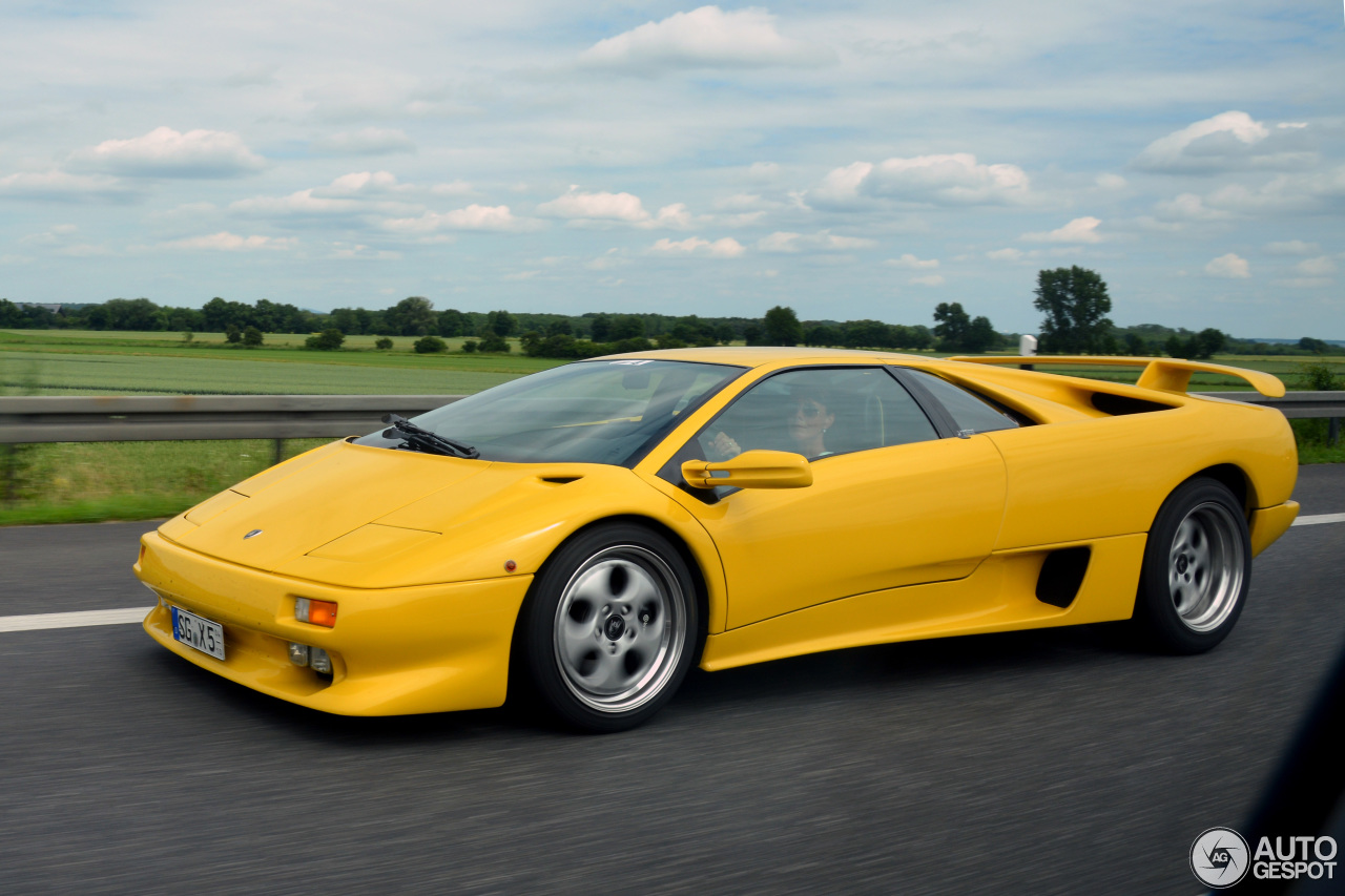 Lamborghini Diablo 12 Juli 2013 Autogespot