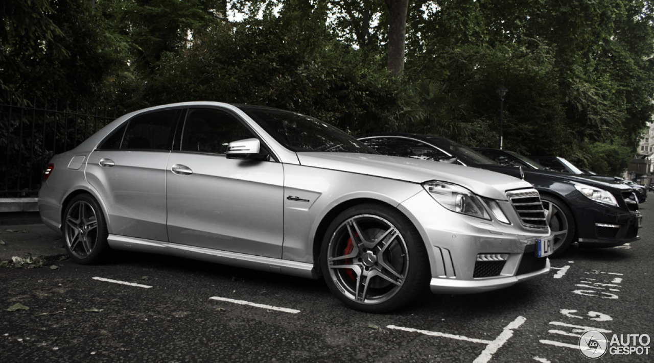 Mercedes Benz E 63 Amg W212 12 July 2013 Autogespot