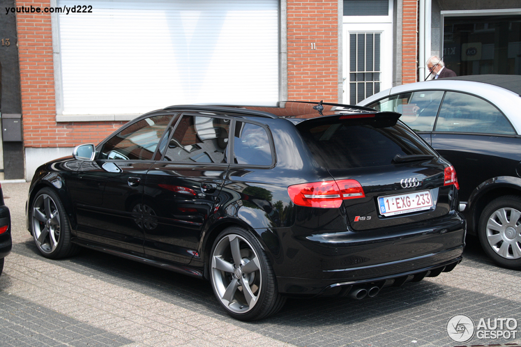 audi rs3 sportback 13 juillet 2013 autogespot. Black Bedroom Furniture Sets. Home Design Ideas
