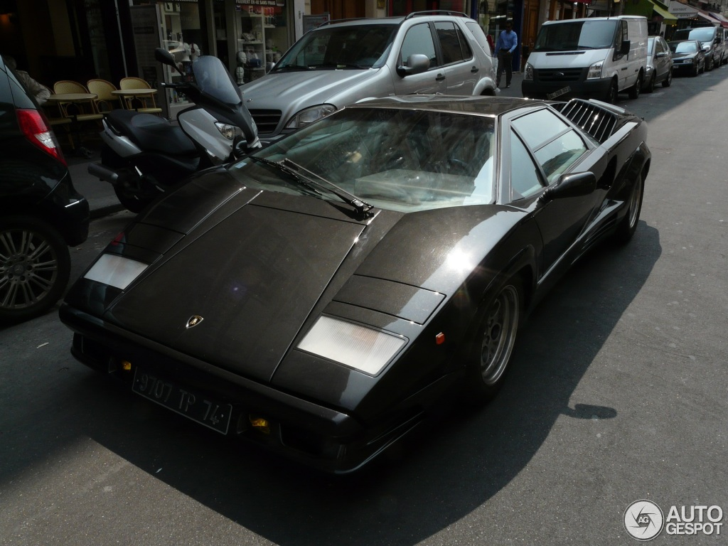 lamborghini countach 25th anniversary 13 july 2013 autogespot. Black Bedroom Furniture Sets. Home Design Ideas