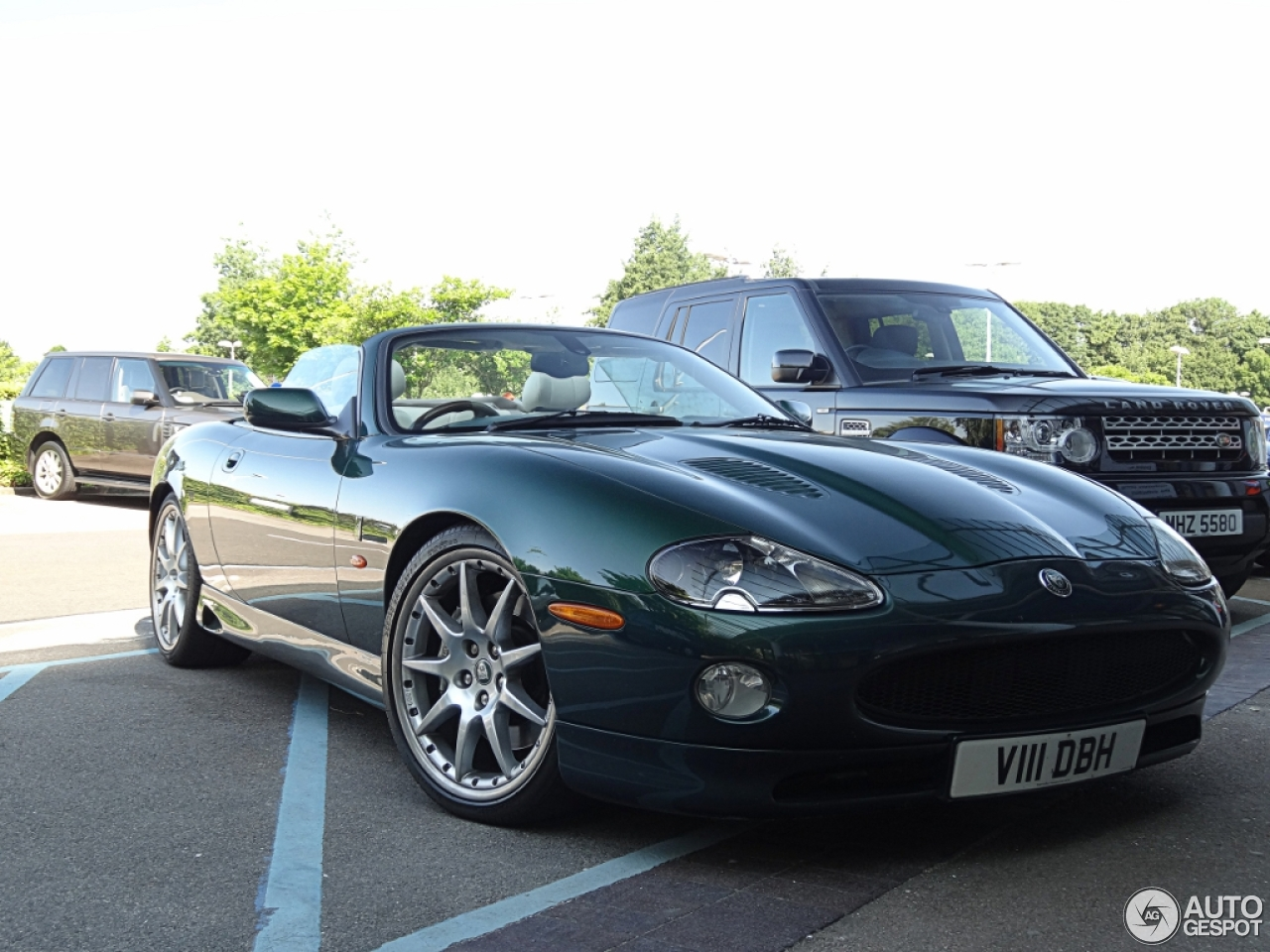 Jaguar Arden Xkr Convertible 14 July 2013 Autogespot