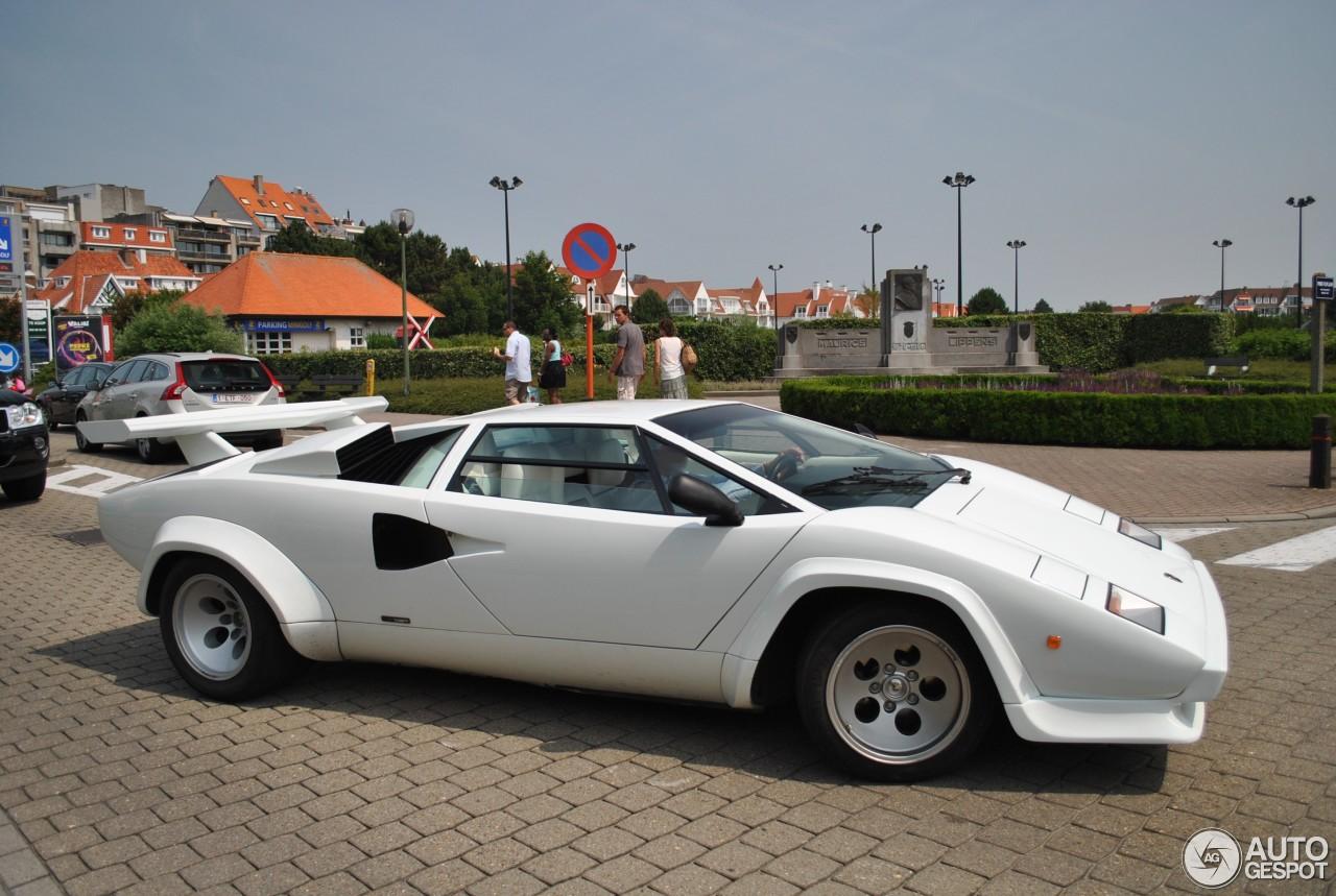 Lamborghini Countach 5000 S 14 July 2013 Autogespot