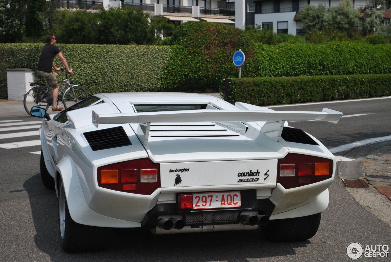 lamborghini countach 5000 s 14 juli 2013 autogespot. Black Bedroom Furniture Sets. Home Design Ideas