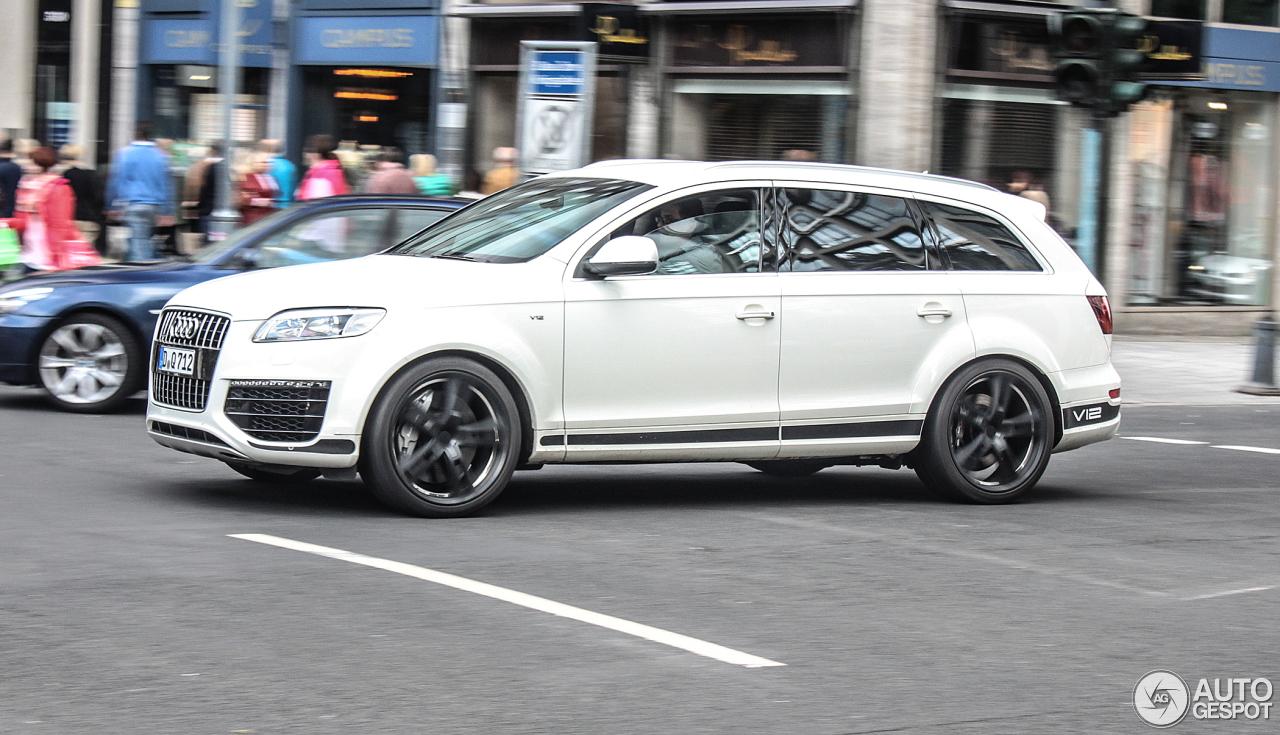 Audi Q7 V12 Tdi 15 Juli 2013 Autogespot