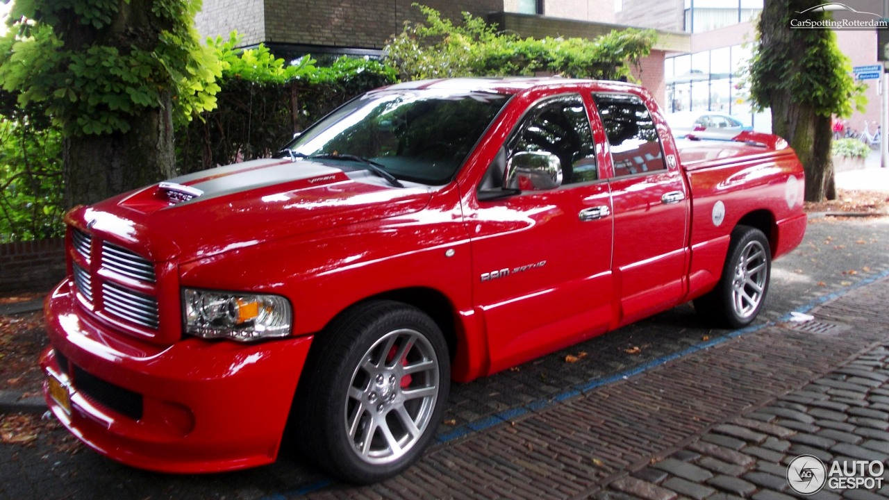 dodge ram srt 10 quad cab 15 july 2013 autogespot. Black Bedroom Furniture Sets. Home Design Ideas