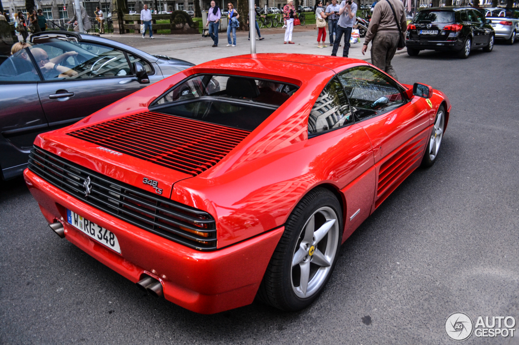 ferrari 348 ts 15 july 2013 autogespot. Black Bedroom Furniture Sets. Home Design Ideas