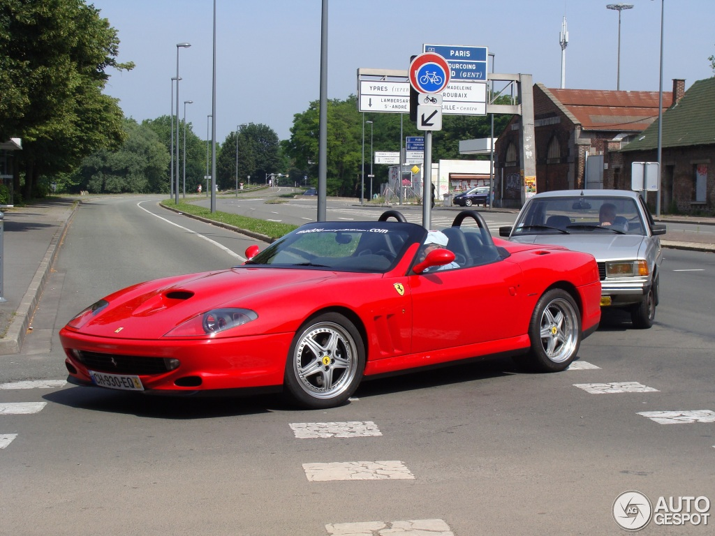 Red Barchetta Car For Sale