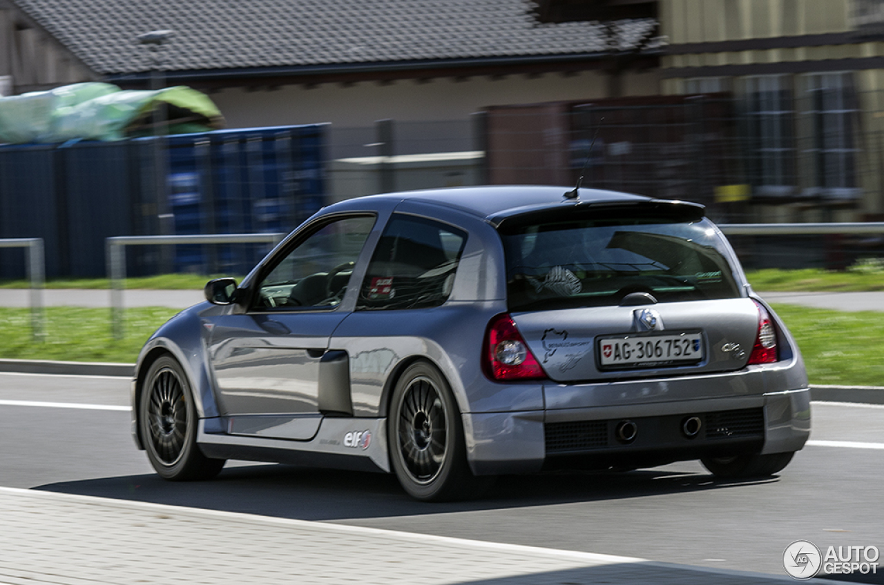 renault clio v6 phase ii 15 july 2013 autogespot. Black Bedroom Furniture Sets. Home Design Ideas
