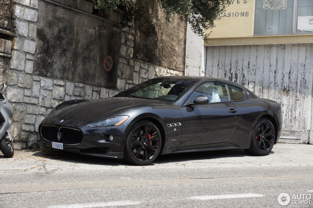 maserati granturismo s 17 juillet 2013 autogespot. Black Bedroom Furniture Sets. Home Design Ideas