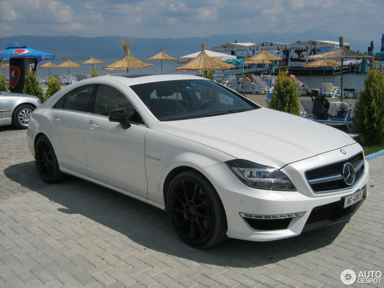Mercedes benz cls 63 amg s c218 17 july 2013 autogespot for 2013 mercedes benz cls 63 amg