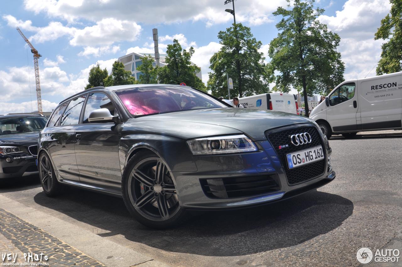 Audi Rs6 Avant C6 18 Juli 2013 Autogespot