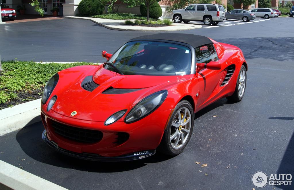 Lotus Elise S2 111r Federal Elise 18 July 2013