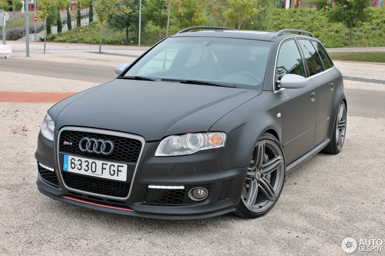 audi rs4 avant b7 19 july 2013 autogespot. Black Bedroom Furniture Sets. Home Design Ideas
