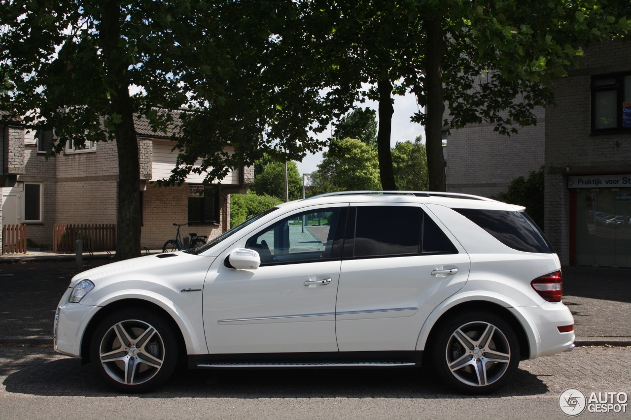 Mercedes Benz Ml 63 Amg W164 2009 19 July 2013 Autogespot