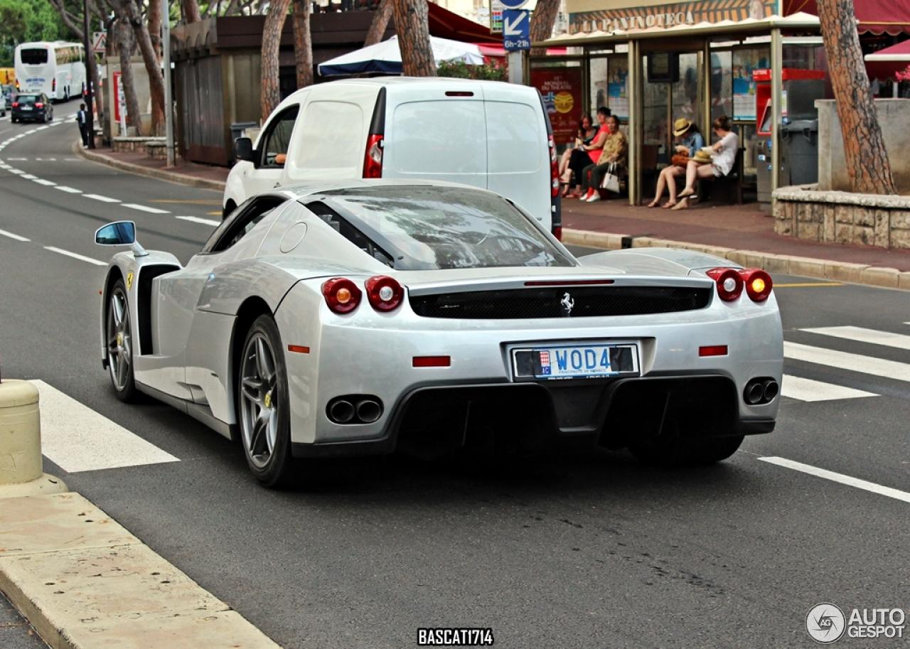 5 i ferrari enzo ferrari 5 - Ferrari Enzo 2013 White