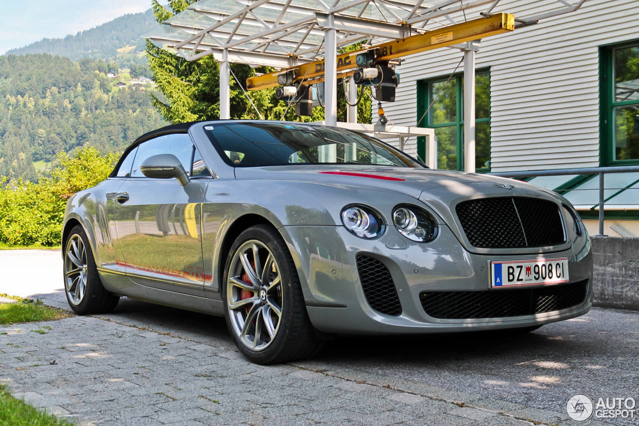 bentley continental supersports convertible isr 22 july 2013. Cars Review. Best American Auto & Cars Review