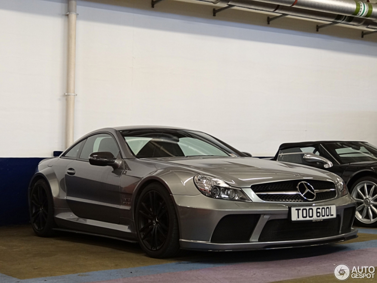 Mercedes benz sl 65 amg black series 22 july 2013 for Mercedes benz sl65 amg black series for sale