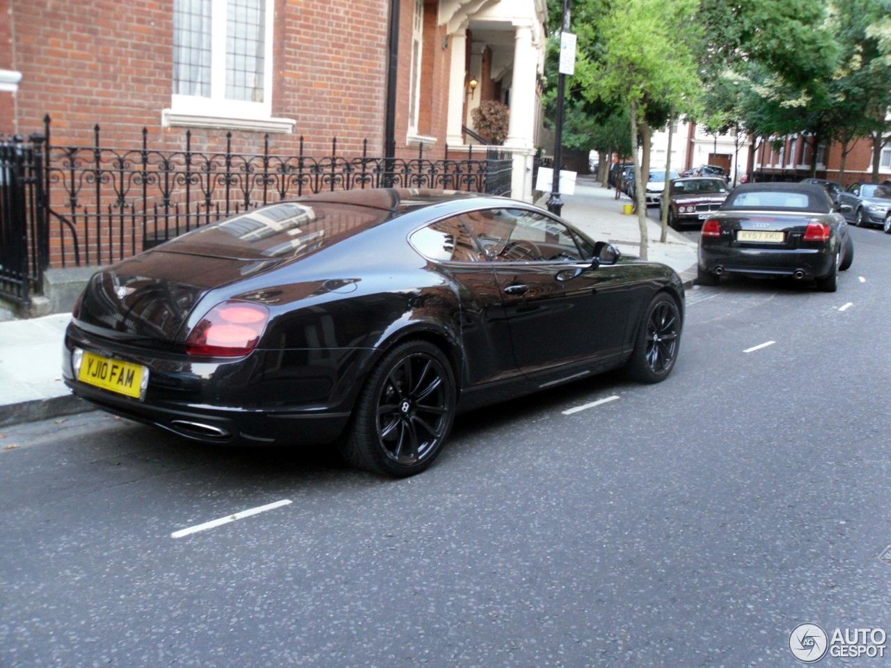bentley continental supersports coup 23 july 2013 autogespot. Cars Review. Best American Auto & Cars Review