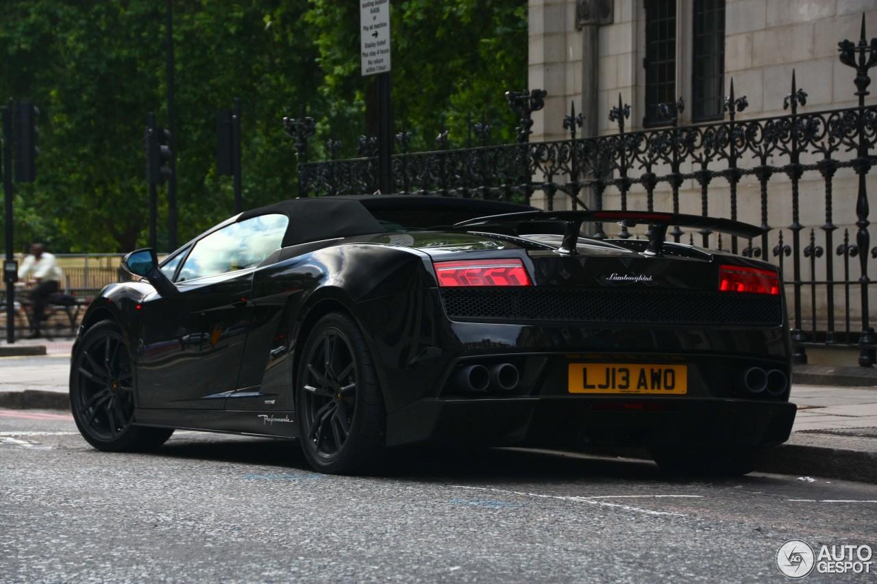 3 i lamborghini gallardo lp570 4 spyder performante 3 - Lamborghini Gallardo Spyder Black 2013