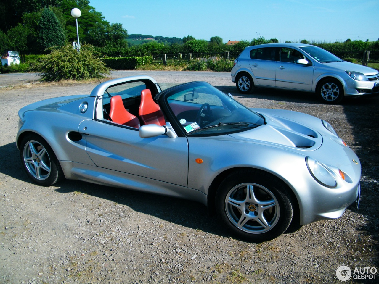 lotus elise s1 23 juillet 2013 autogespot. Black Bedroom Furniture Sets. Home Design Ideas