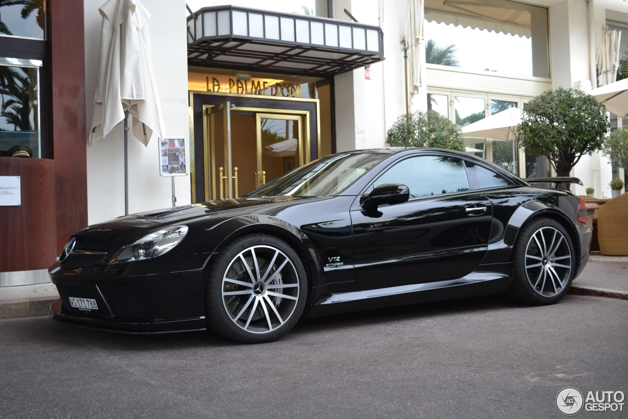 Mercedes benz sl 65 amg black series 23 july 2013 for Mercedes benz sl65 amg black series price