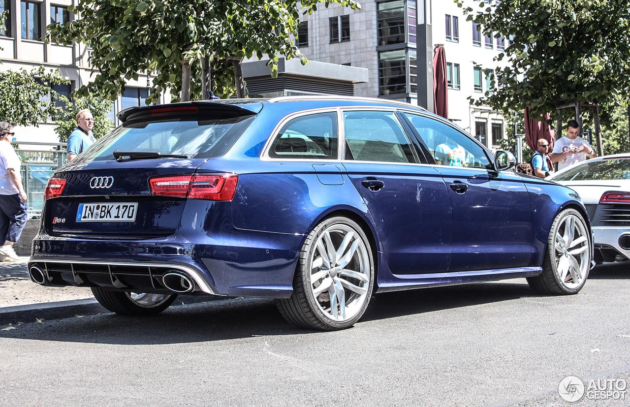 Audi Rs6 Avant C7 24 Juli 2013 Autogespot