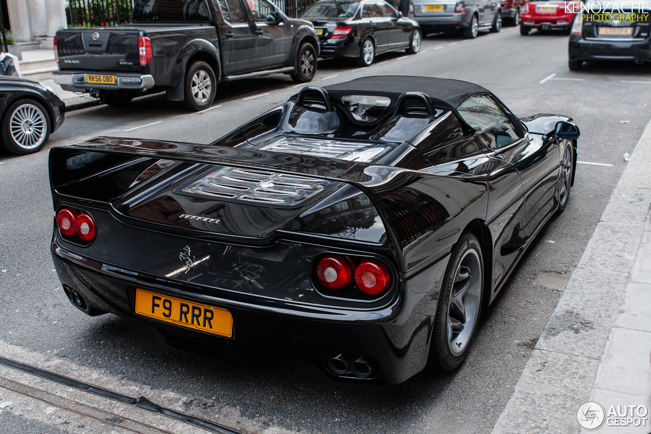 Ferrari F50 24 July 2013 Autogespot