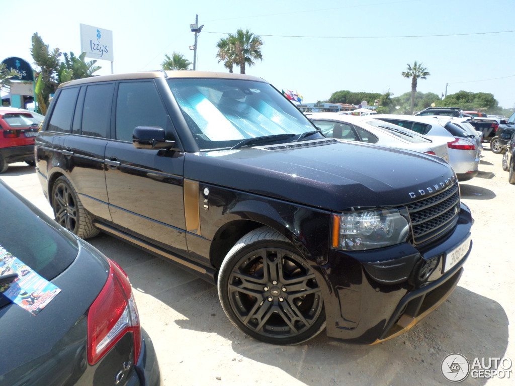 Land Rover Range Rover Supercharged Autobiography Project