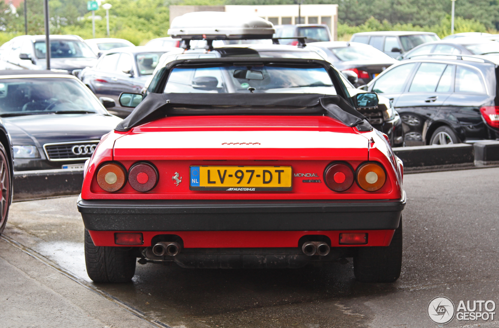 ferrari mondial 8 cabriolet 25 july 2013 autogespot. Black Bedroom Furniture Sets. Home Design Ideas