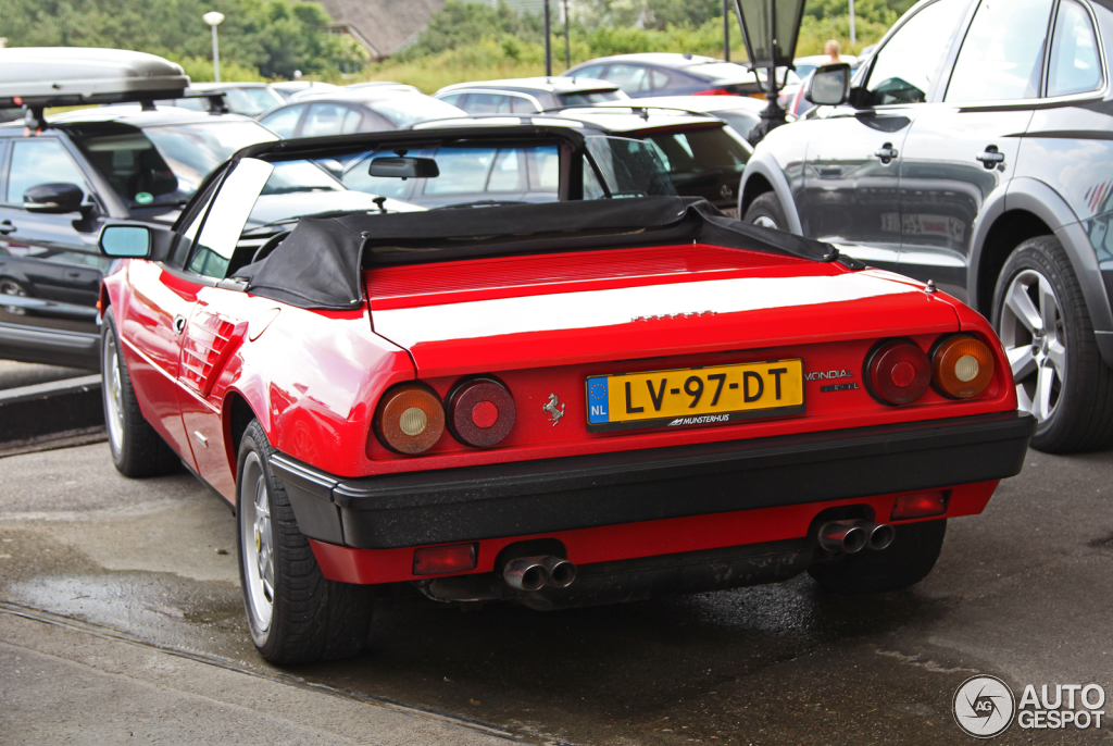 ferrari mondial 8 cabriolet 25 juli 2013 autogespot. Black Bedroom Furniture Sets. Home Design Ideas