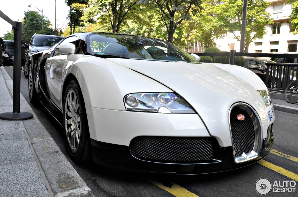 bugatti veyron 16 4 27 juillet 2013 autogespot. Black Bedroom Furniture Sets. Home Design Ideas