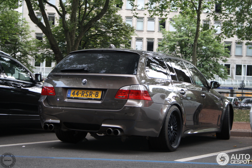 bmw m5 e61 touring g power hurricane rr 28 july 2013. Black Bedroom Furniture Sets. Home Design Ideas
